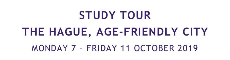 Inspiring study visit Age-friendly City The Hague (NL)