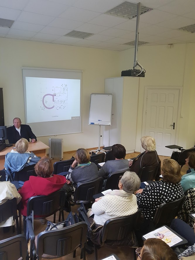 Interactive lecture on universal design in Kaunas 2019.SEP.25 (EN+LT)