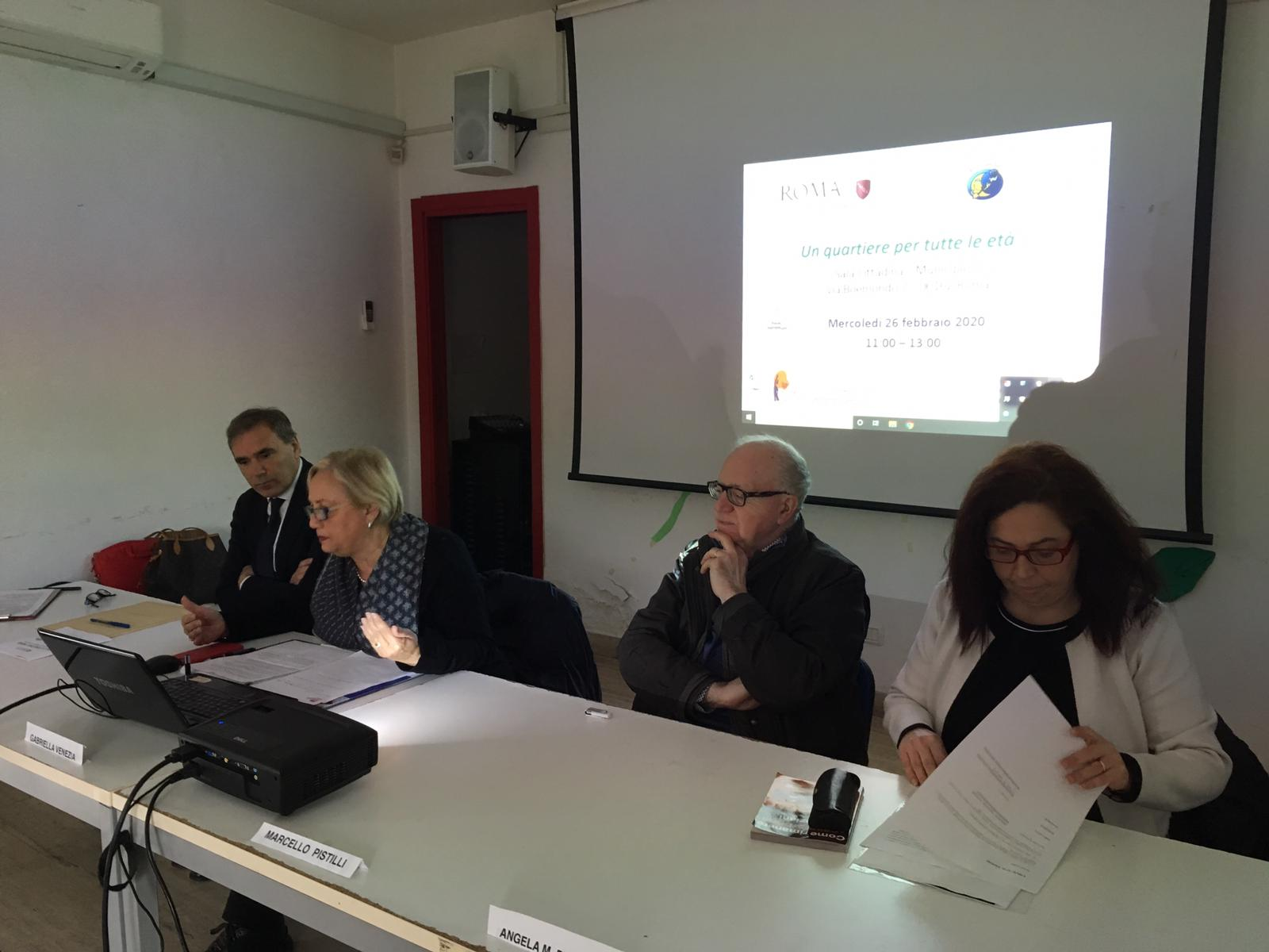 The second training workshop in Rome 2020.FEB.26 (EN+IT)